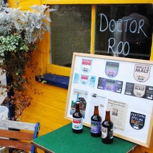 LoveBeer beers on display