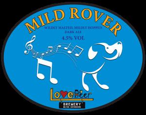 Mild Rover pump clip