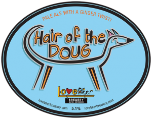 Hair of the Doug pump clip