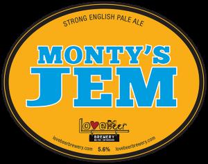 Monty's Jem pump clip