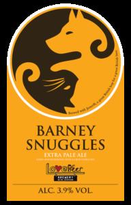 Barney Snuggles